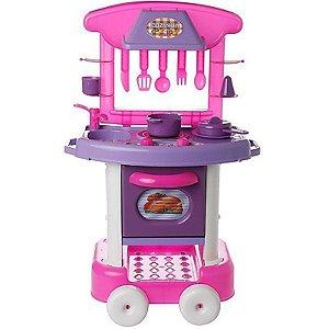 Cozinha Infantil Play Time c/ Acessórios - Cotiplás