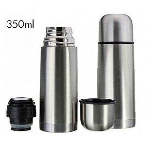 Garrafa de Aço Inox Resistente Térmico 350ml Quente/Frio - Wincy