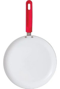 Frigideira Panquequeira Alumínio 20cm Revestimento Cerâmico
