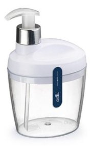 Kit 3 Porta Dispenser Para Sabonete Liquido E Álcool Gel