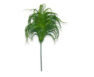 Kit 3 Planta Artificial Suculenta Mini Agave 23 Cm Decoração
