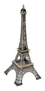 Miniatura Torre Eiffel Metal Paris 25cm