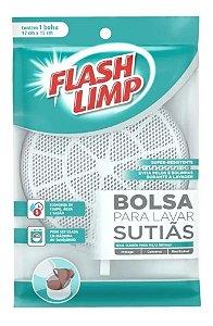 Bolsa Para Lavar Sutiãs Flashlimp Ideal Para Peças Íntimas