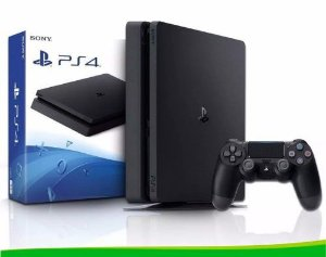 Sony Playstation 4 Slim 500 GB Bivolt