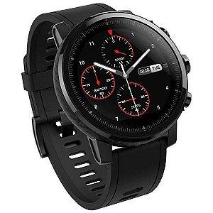 """Smartwatch Xiaomi Amazfit Stratos A1619 com Tela de 1.34""""/Bluetooth/Wi-Fi - Preto"""