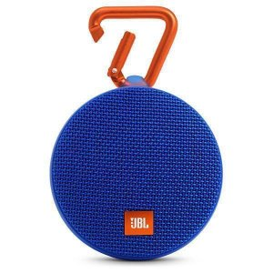 JBL Clip 2 com Bluetooth/Microfone Bateria 730 mAh - Azul