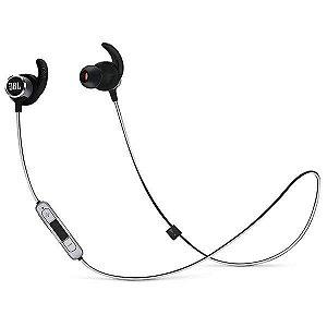 Fone de Ouvido Sem Fio JBL Reflect Mini 2 com Bluetooth/Microfone