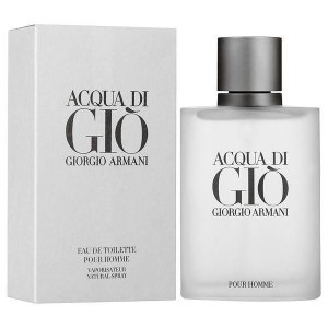 Perfume Giorgio Armani Acqua Di Giò Eau de Toilette Masculino 100 ml