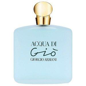 Perfume Giorgio Armani Acqua di Giò Eau de Toilette Feminino 100 ml