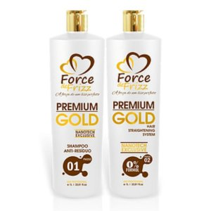FORCE FRIZZ - GOLD