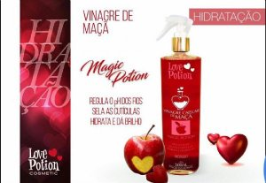 VINAGRE DE MAÇA - LOVE POTION