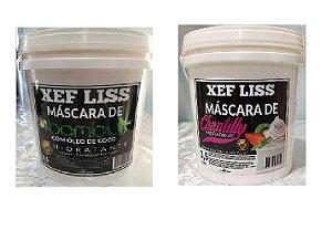 MÁSCARAS - XEF LISS 3,5kg