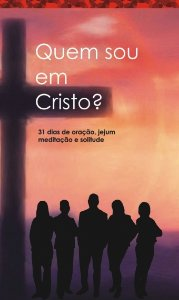 Quem sou em Cristo?