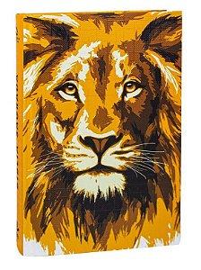 Biblia Leão Capa Dura
