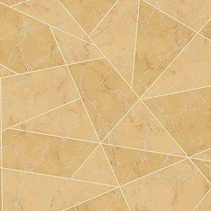 Papel de Parede Geométricos Efeito Mármore Elegance 3 EL202703R