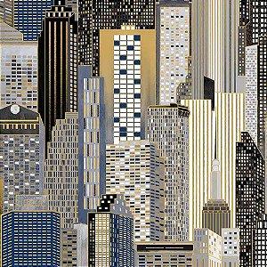 Papel de Parede Cidade Glamour GL922524R
