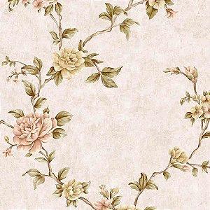 Papel de Parede Floral Golden Horse 2 GH261403R