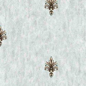 Papel de Parede Arabesco Golden Horse 2 GH262503R