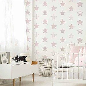 Papel de Parede Infantil Importado Estrela Kids n'Teens 2 108560