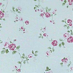 Papel de Parede Infantil Floral Ola Baby 2 OL220501R