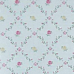Papel de Parede Infantil Floral Ola Baby 2 OL221201R