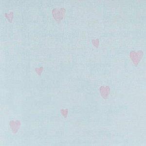 Papel de Parede Infantil Corações Ola Baby 2 OL222001R