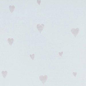 Papel de Parede Infantil Corações Ola Baby 2 OL222002R