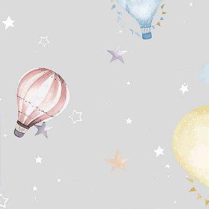 Papel de Parede Infantil Balões Hello Kids HK223701R