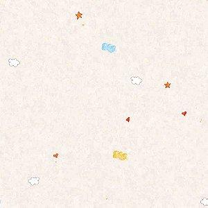 Papel de Parede Infantil Céu e Nuvem Hello Kids HK224701R