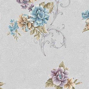 Papel de Parede Floral Moda em Casa 3 MD702301R