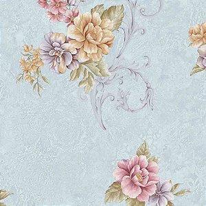 Papel de Parede Floral Moda em Casa 3 MD702303R
