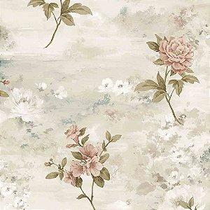 Papel de Parede Floral Poet Chart 3 PT971301R