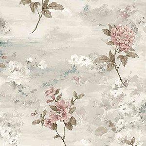 Papel de Parede Floral Poet Chart 3 PT971302R