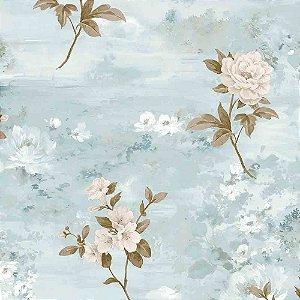 Papel de Parede Floral Poet Chart 3 PT971303R