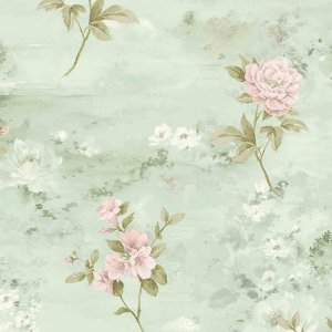 Papel de Parede Floral Poet Chart 3 PT971305R