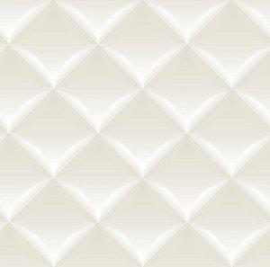 Papel de Parede Dimensões 3D Almofada Bege 4711