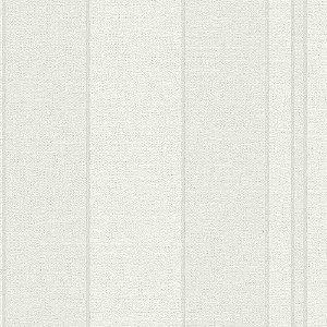 Papel de Parede Natural Listrado Palha Cinza 1401