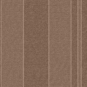 Papel de Parede Natural Listrado Palha Marrom escuro 1410