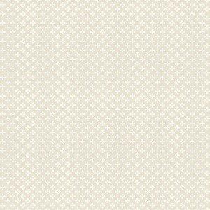 Papel de Parede Infantil Renascer Floral Clover Bege 6225