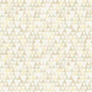 Papel de Parede Infantil Baby Charmed Geométricos BB221201