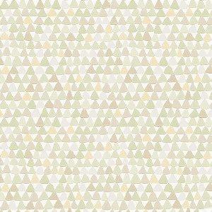 Papel de Parede Infantil Baby Charmed Geométricos BB221205