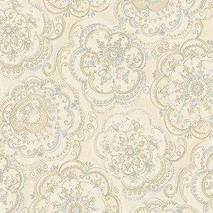 Papel de Parede Da Vinci 2 Floral DV120001