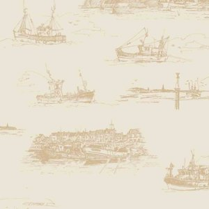 Papel de Parede Da Vinci 2 Temas Diversos Barcos Navios DV120501