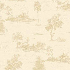 Papel de Parede Da Vinci 2 Temas Diversos Árvores DV120702