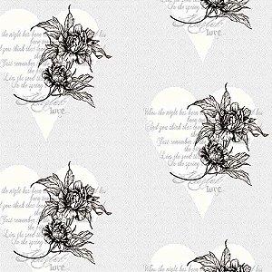 Papel de Parede Da Vinci 2 Floral DV120804