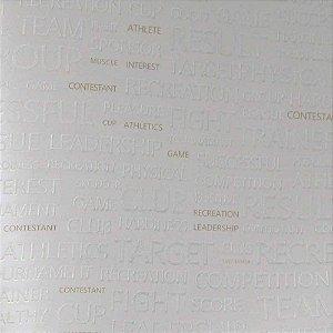 Papel de Parede Grace Letras & Números GR921303