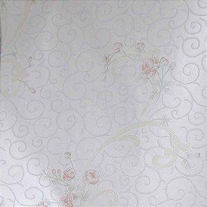 Papel de Parede Grace Arabesco Floral GR921504