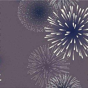 Papel de Parede Neonature 3 Temas Diversos Fogos de Artifício 3N850304R