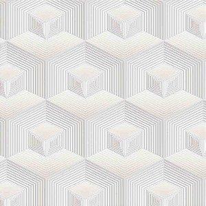 Papel de Parede Neonature 3 Geométricos 3D 3N850401R
