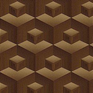 Papel de Parede Neonature 3 Geométricos 3D 3N850403R
